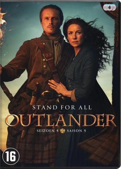 Outlander - Seizoen 5 - DVD