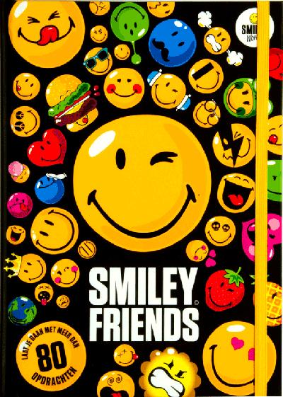 Smiley Friends dagboek