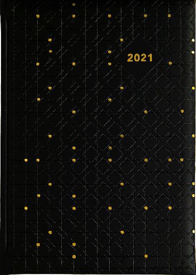 Weekagenda 2021 Dots 17x24cm