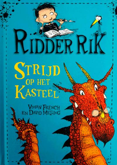 Ridder Rik Strijd op het kasteel