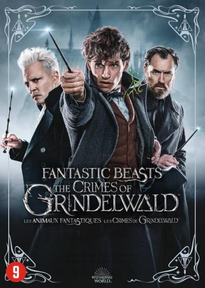 Fantastic Beasts - The Crimes Of Grindelwald - DVD