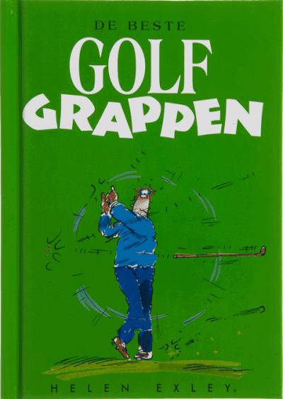 Cadeauboekje de beste golf grappen