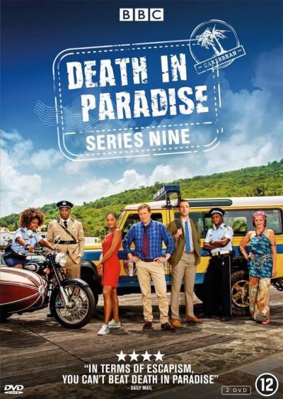Death In Paradise - Seizoen 9 - DVD