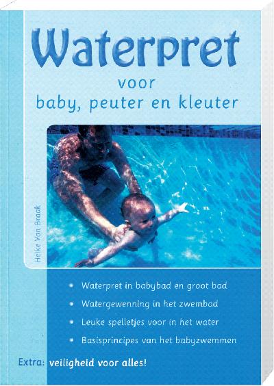 Waterpret voor baby, peuter en kleuter