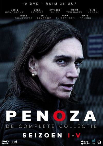 Penoza - Seizoen 1-5