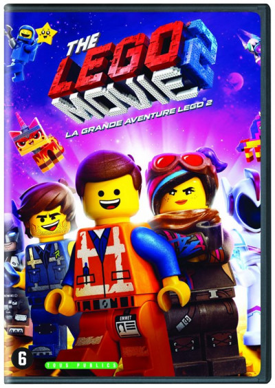 Lego movie 2 - The second part - DVD