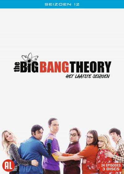Big bang theory - Seizoen 12 - DVD