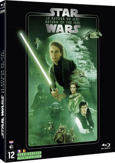 Star wars episode 6 - Return of the jedi - Blu-ray