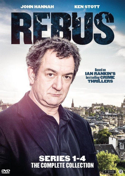 Rebus - Complete Collection - DVD