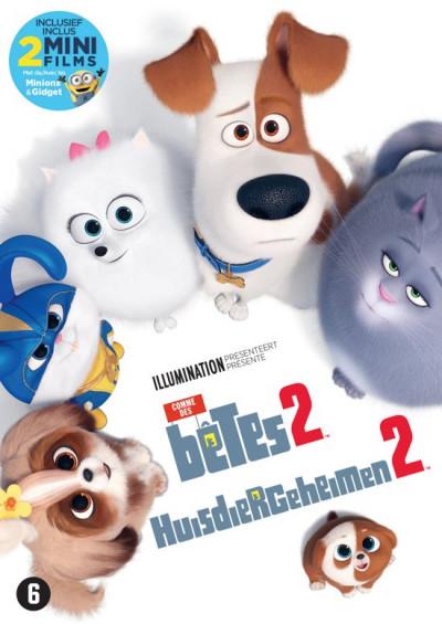Huisdiergeheimen 2 - DVD
