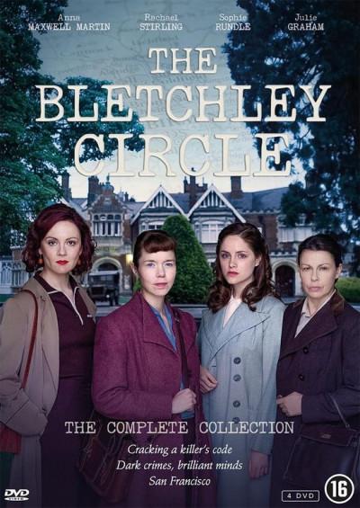 The Bletchley Circle - Seizoen 1 - 2 & San Francisco - DVD