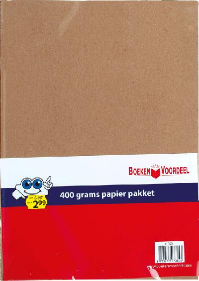 Papier-knutselpakket
