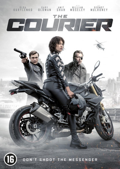 Courier - DVD