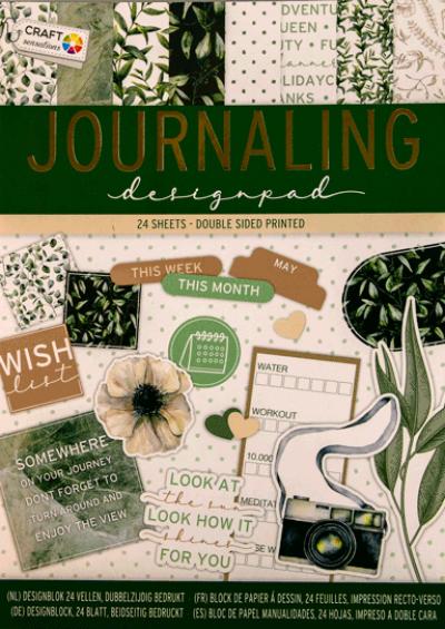 Journaling Designpad 24 vel 2ass