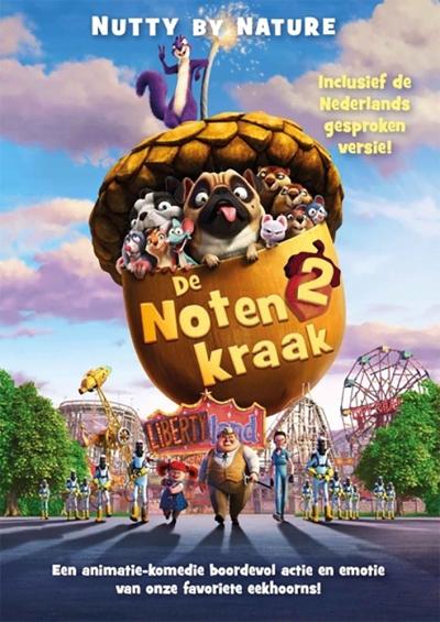 De Notenkraak 2 - DVD