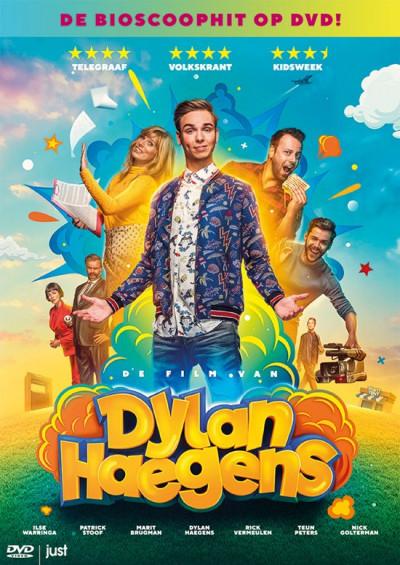 Film van Dylan Haegens - DVD