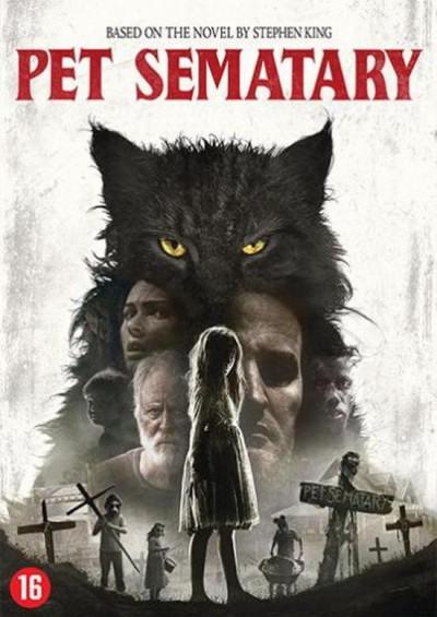 Pet sematary (2019) - DVD