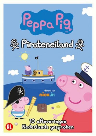 Peppa Pig - Pirateneiland