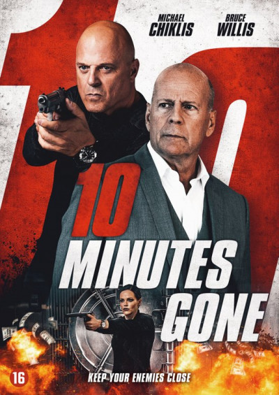 10 Minutes Gone - DVD