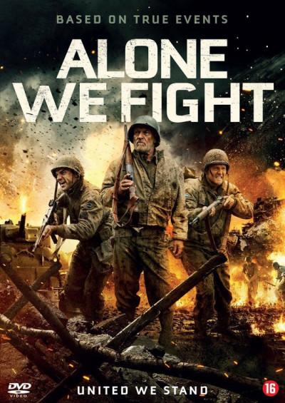 Alone We Fight - DVD