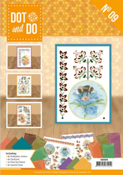 Dot & Do boek 9 Jeanine's Art
