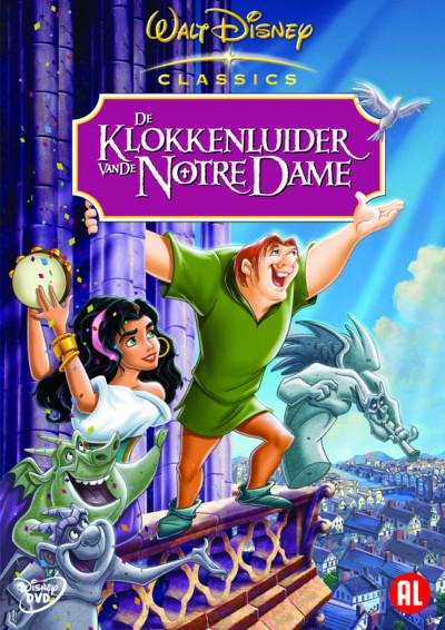 Klokkenluider Van De Notre Dame - DVD