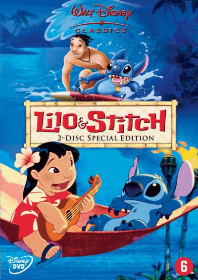 Lilo & Stitch - DVD