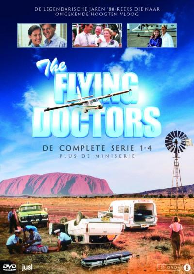 Flying Doctors - Seizoen 1 - 4 - DVD