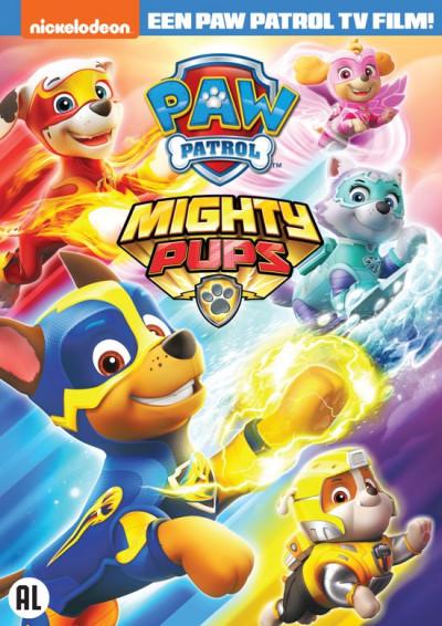 Paw patrol - Mighty pups - DVD