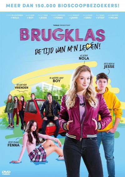 Brugklas - De tijd van m'n leven - DVD