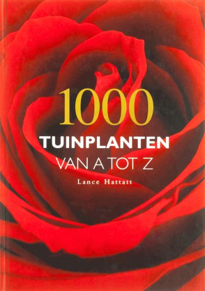 1000 tuinplanten van a tot z