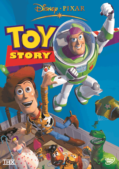 Toy Story 1 - DVD