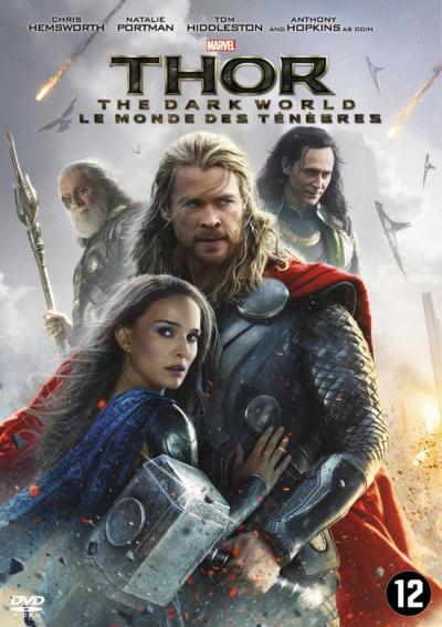 Thor - The Dark World - DVD