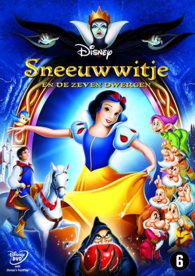 Sneeuwwitje En De Zeven Dwergen - DVD