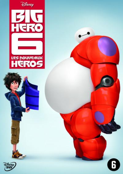 Big Hero 6 - DVD