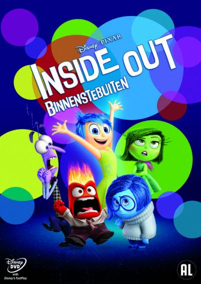 Binnenstebuiten (Inside Out) - DVD