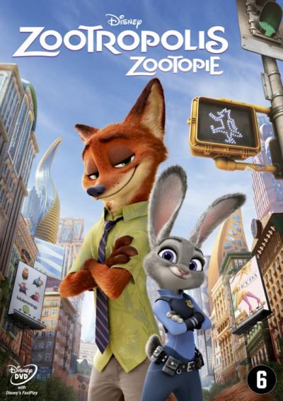 Zootropolis - DVD