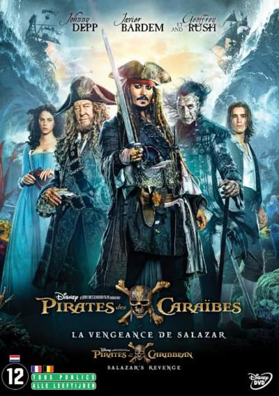 Pirates of the Caribbean 5 - Salazar's revenge - DVD