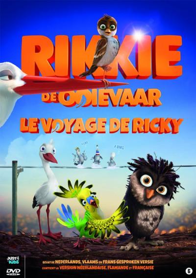 Rikkie De Ooievaar - DVD