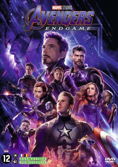 Avengers - Endgame - DVD