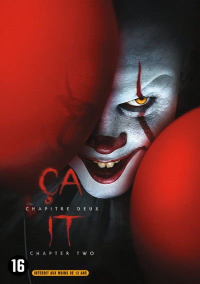 It - Chapter two - DVD