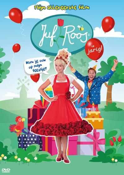 Juf Roos is jarig - DVD