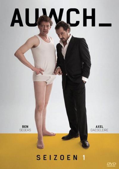 Auwch - Seizoen 1 - DVD