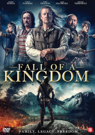 Fall Of A Kingdom - DVD