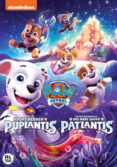 Paw patrol - Puplantis - DVD
