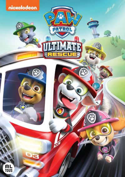 Paw Patrol - Ultimate Rescue - DVD