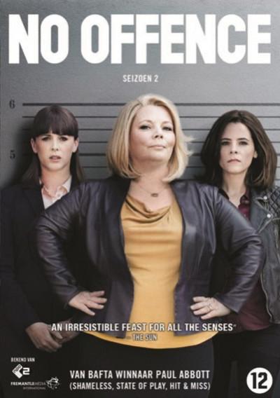 No offence - Seizoen 2 - DVD