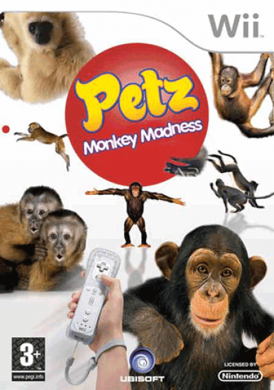 Wii Petz Monkey Madness
