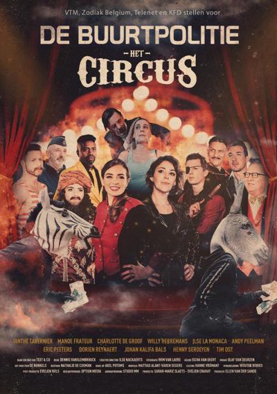De Buurtpolitie - Het Circus - DVD