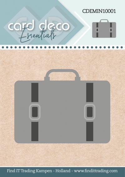 Card Deco Essentials mini snijmal koffer